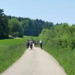 Radtour in der Umgebung