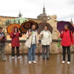 Schwesternausflug nach Dresden
