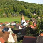 Blick auf Eschenbach