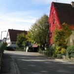 Häuser in Eschenbach
