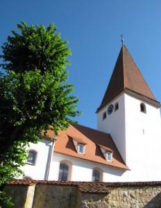 Kirche in Eschenbach